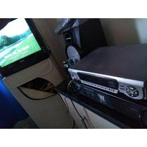 Vídeokê Karaokê Raf 2500 C/controle Original 1 Microfone
