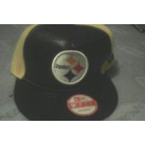 Gorra New Era Pittsburgh Steelers Piel