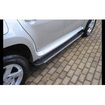Estribo Plataforma Preto / Grafite Renault Duster