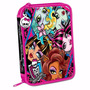 Monster High Cartuchera 2 Pisos
