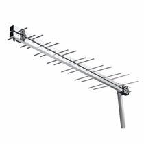Antena Uhf 17dbi Eldtec -digital Analogica E Hd Mais Potente