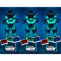 Robots Led Y Zanqueros Para Tu Evento¡¡