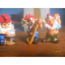 Colección 6 Enanos De Huevo Kinder