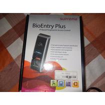 Sistema Biometrico De Control Y Asistencia Suprema Bioentry