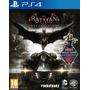 Batman Arkham Night Edicion Premium Audio Latino Ps4 Digital