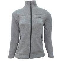 Campera Sweater Fleece Thermotex Hitec Mujer Varios Colores
