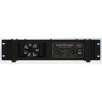 Amplificador Potência Áudio Leader Al 3000 3000w Rms 4 Ohms
