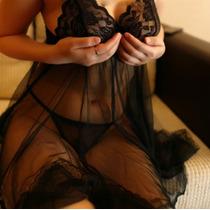Babydoll, Lencería Mujer Sexy Y Elegante Color Negro