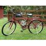 Instalamos En Tu Bici De Mujer Motor Y Kit 48cc