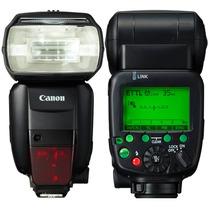 Flash Canon Speedlite 600ex Rt Original