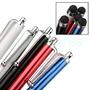5 X Color Stylus Pantalla Táctil Lápiz Para
