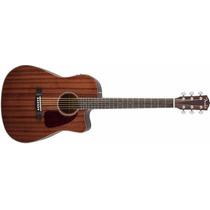 Guitarra Fender Electroacustica Cd-140sce All Mahogany