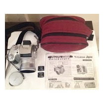 Cámara Digital Finepix S3000 Fujifilm (usada)
