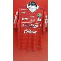 Jersey Dorados De Sinaloa Silver Roja Con #52 De Frausto