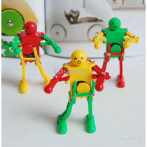 Robot Bailarín De Cuerda Mayoreo!
