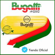 Equipo Gnc 60lts. 4ta. Generación Instalado Bugatti Oficial