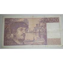Billete Francia 20 Francos *006