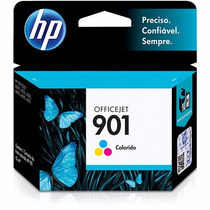 Cc656ab Cc653a Cartucho Hp 901 Black Color Original Vencido