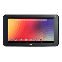 Tablet 7 Pulgadas Pc Aoc D70g22-2n Android 4.2 +c+