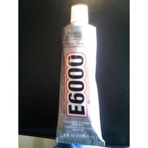 Pegamento E-6000 Pega Cristal Swarovski Bisuteria.