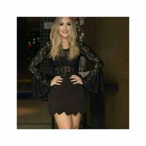 Vestido Linha Luxo