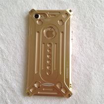 Estuche Iphone 7 Plus Cnc Aluminio Aerospacial Dorado