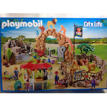 Gran Zoologico Playmobil City Life 6634 Envio Gratis Caba