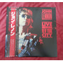 John Lennon - Live In New York City (japan Pressing W/obi)