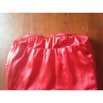 Vestido De Fiesta Rojo Para Adolescente
