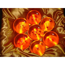 Caixa E Esferas Do Dragão Kit C/ 7 Tamanho Real -pronta Entr