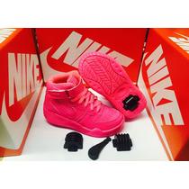 Botinha Nike Rodinha Infantil Patins Pronta Entrega