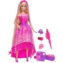 Barbie Reino Dos Penteados Mágicos