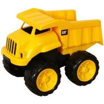 Cat Toystate Pistas Duras 8 Dump Truck