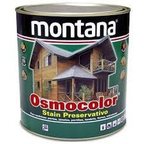 Stains Osmocolor St Castanho Uv Deck 0,9l