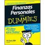 Finanzas Para Principiantes - Eric Tyson