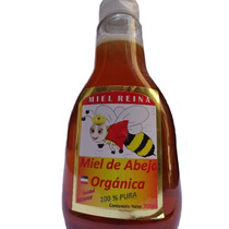 Miel Abeja 100% Organica Selva Chiapas - 500ml