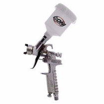 Pistola Mini Goni Gravedad Hvlp V/150cc M353