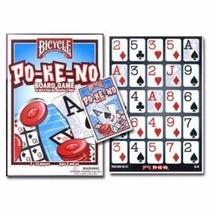 Pokeno Bicycle Mezcla Bingo Poker Mazo Cartas Juego Familiar