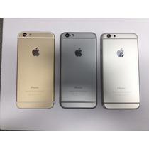 Carcasa Tapa Trasera Original Iphone 6 Con Botones