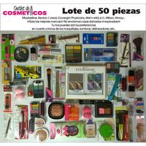 Lote De 50 Cosmeticos L