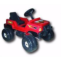 Jeep A Pedal Cuatriciclo Karting Infantil 4x4 Oferta!