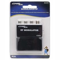 Mini Modulador Rf Frete A Consultar