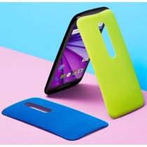 Celular Motorola Moto G3 16gb Dual Sim Contra Agua + 2 Tapas