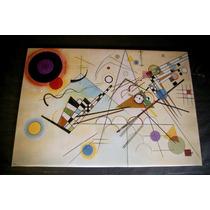 Cuadros Wassily Kandinsky En Tela Canvas Y Laminas