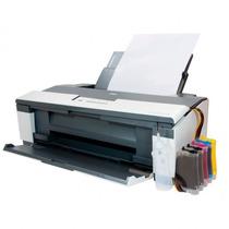 Impresora Tabloide Epson T1110 Con Sistema De Tinta Continua