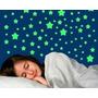 95 Estrela Fotoluminescente Fosforecente Brilha No Escuro
