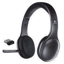 Audifonos Logitech Wireles H800
