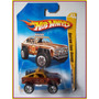 Camioneta Custom Ford Bronco Hot Wheels Primera Edicion 2008