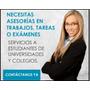 Clases, Asesoría Trabajos, Talleres, Normas Apa, Icontec