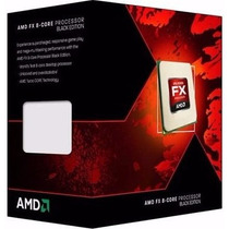Processador Amd Fx 6300 3.50ghz Black Edition 8mb Box Am3+